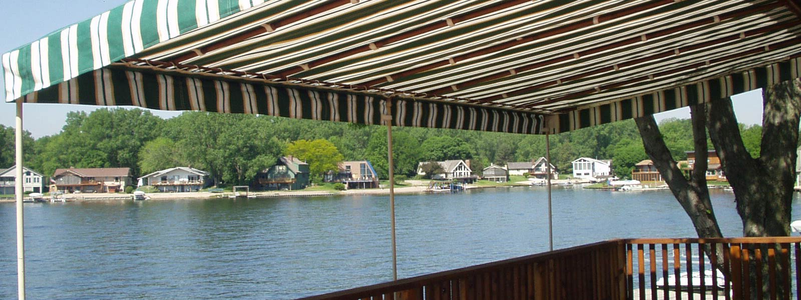 Rollup Awnings | Custom Built Awning Manufacturer | Long