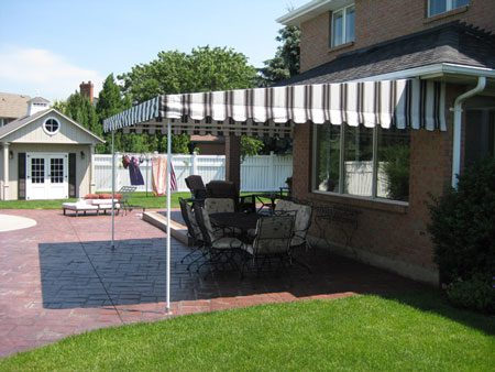 Fixed Awnings Nassau Amp Suffolk County Rollup Awnings