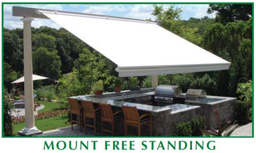 Gallery | Fixed & Retractable Awnings | Rollup Awnings