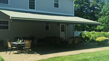 Retractable Awnings Rollup Awnings Serving Long Island